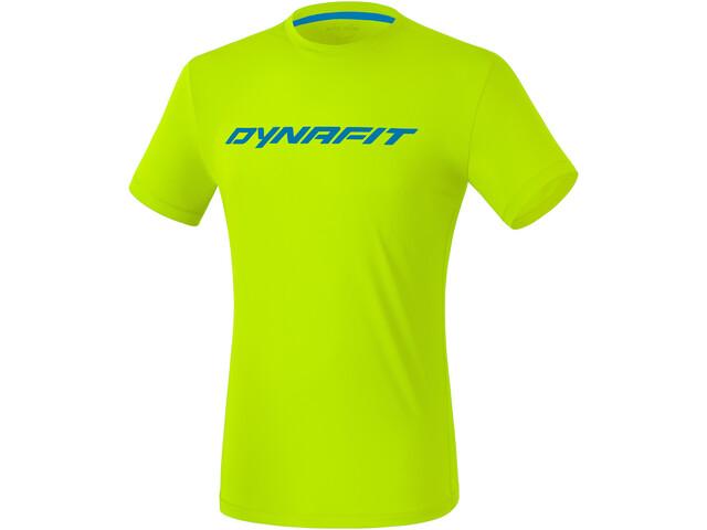 Dynafit Traverse 2 T-Shirt Men fluo yellow